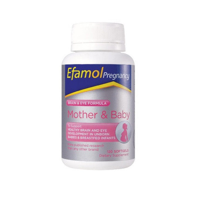 Efamol Mother & Baby Omega's | My Fertility NZ