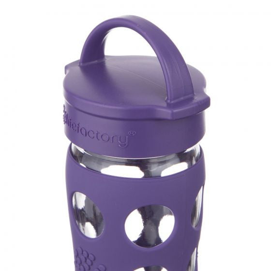 Lifefactory Glass Water Bottle | My Fertility