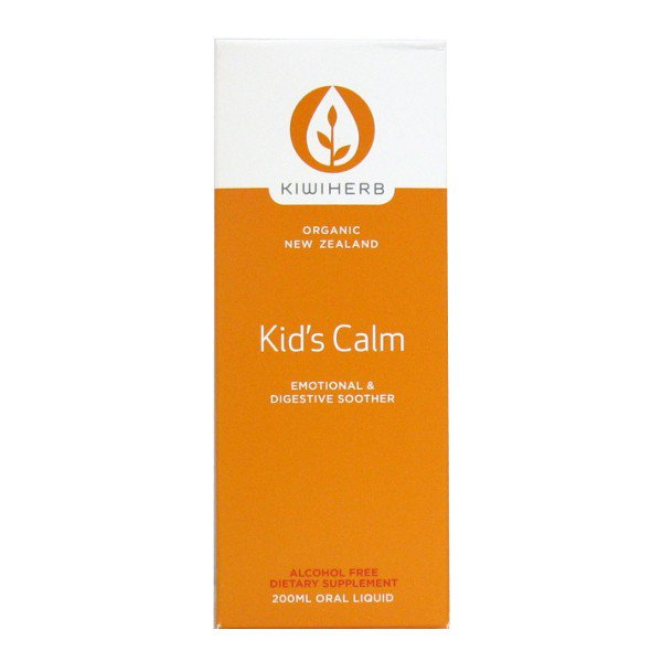 Kiwiherb Kid's Calm  |  My Fertility NZ