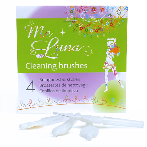 Me Luna Cleaning Brushes  |  My Fertility NZ