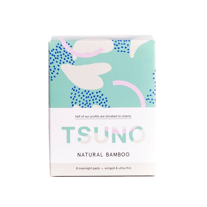 Tsuno Overnight Pads | My Fertility