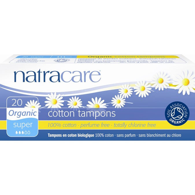 Natracare Tampons Super 20
