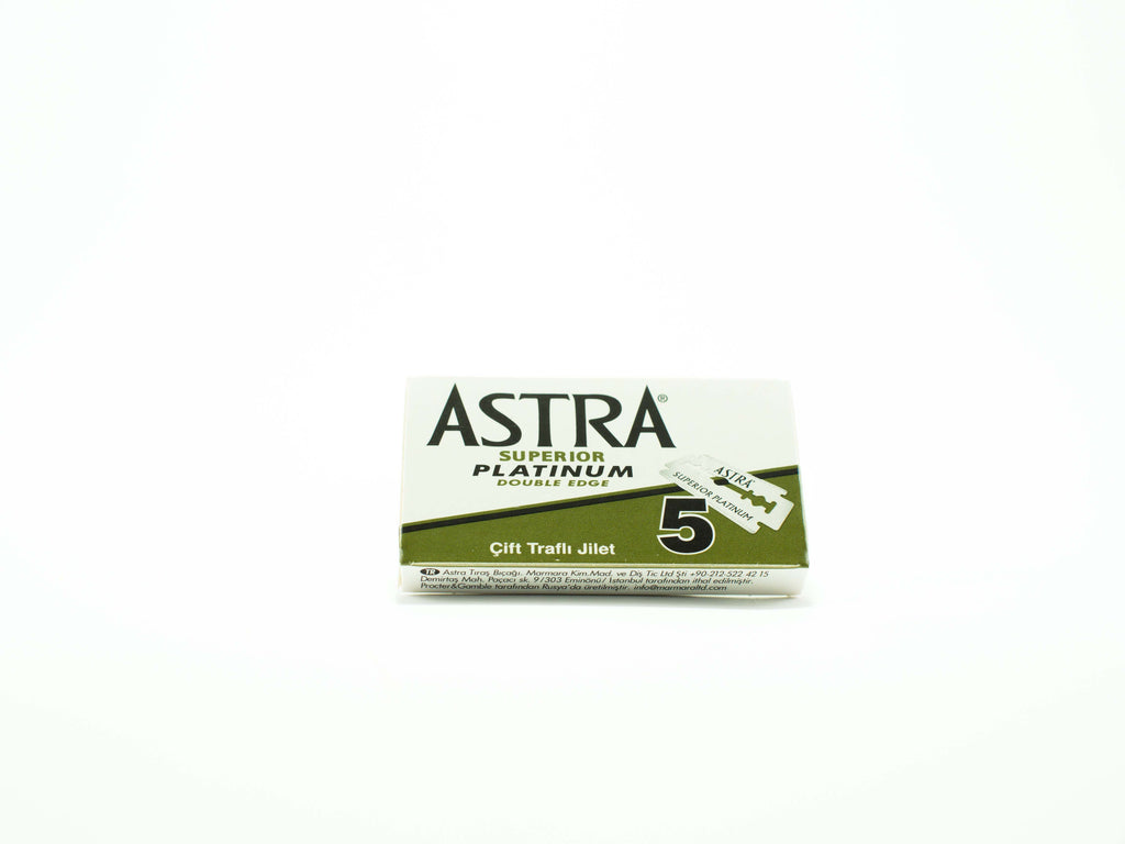 ASTRA SUPERIOR: PLATINUM DOUBLE EDGE