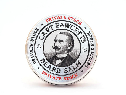 CAPTAIN FAWCETT: PRIVATE STOCK BEARD BALM, 60ML