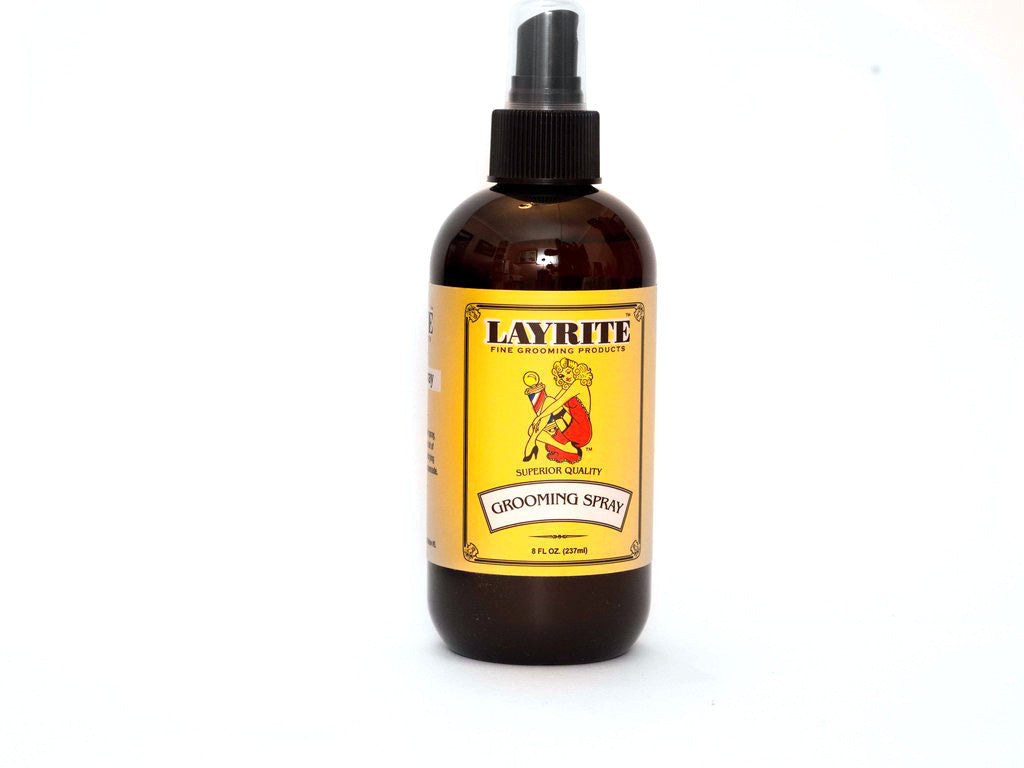 LAYRITE: GROOMING SPRAY, 8OZ