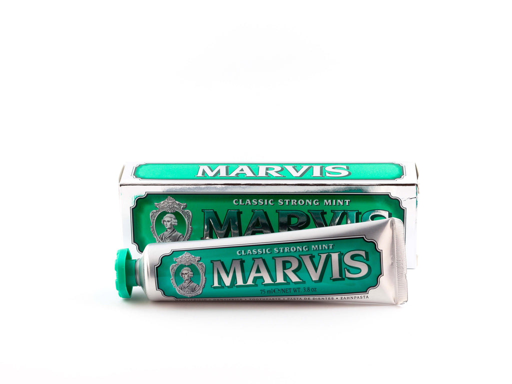 MARVIS: CLASSIC STRONG MINT TOOTHPASTE, 75ML