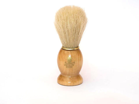 THE BLUEBEARDS REVENGE: DOUBLOON BRISTLE SHAVING BRUSH