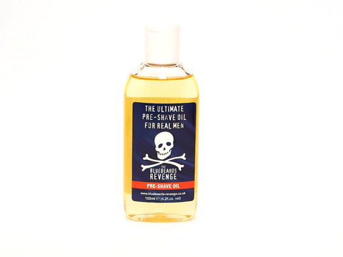 THE BLUEBEARDS REVENGE: PRE-SHAVE OIL, 125ML