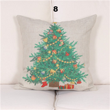 Christmas Decorative Cushion Cover