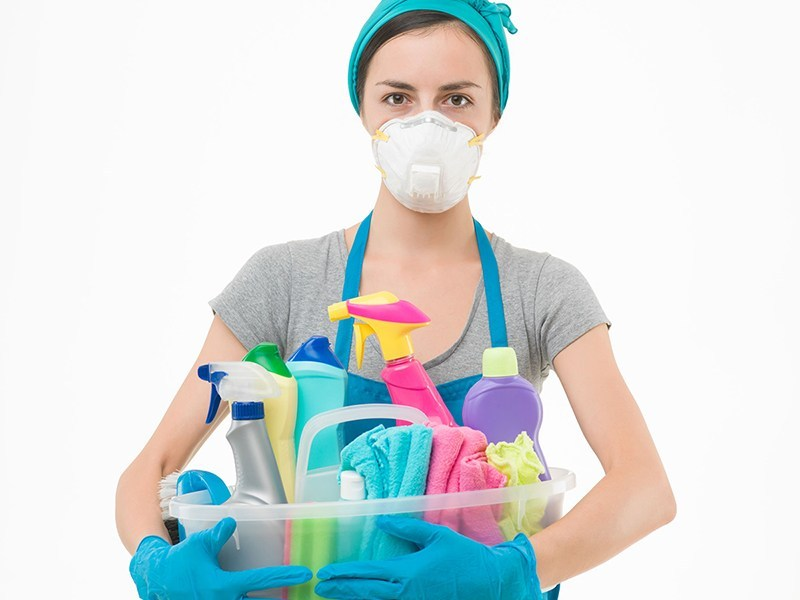 How To Protect From Molds When Cleaning The Home