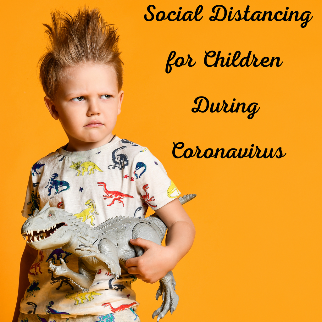 Social Distancing for Children During Coronavirus