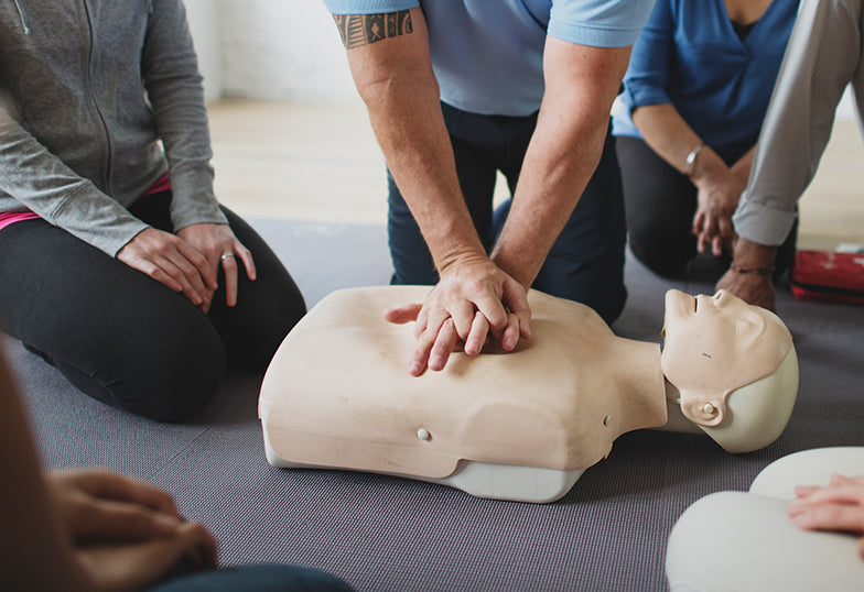 Who Should Get Basic First Aid and CPR Training