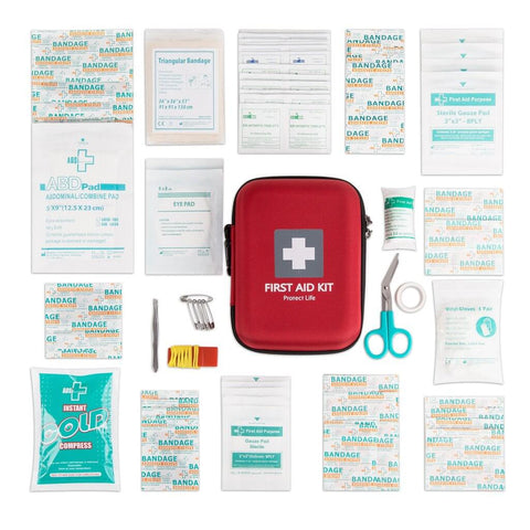 First aid kit box | why is first aid important