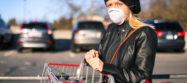 Protect your lungs by using the N95 mask