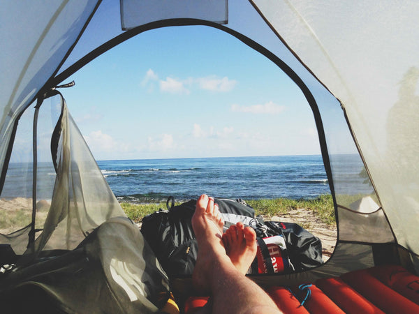 camping safely tips