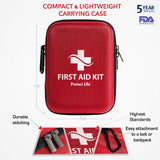 First Aid Kit - avoid getting sick