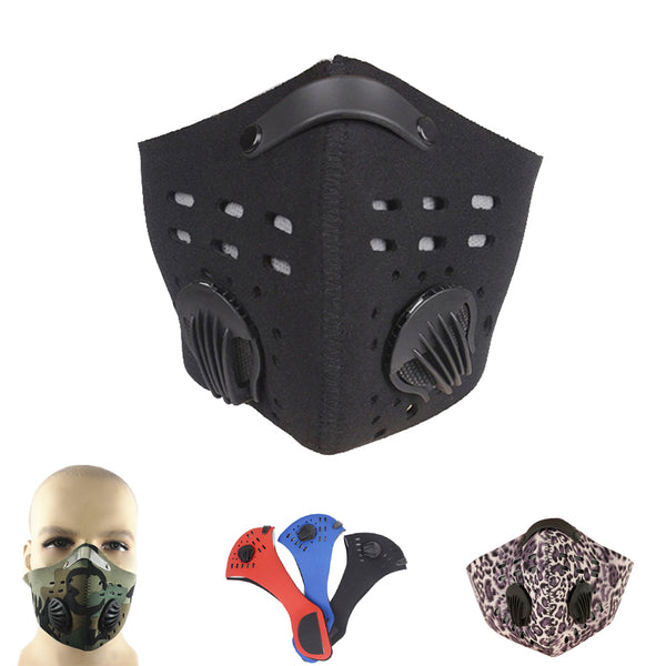 Activated Carbon Anti-Haze PM2.5 Breathing Dusk Mask