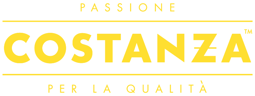 Costanza Logo yellow