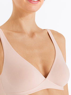 Cotton Sensation Soft Cup Bra