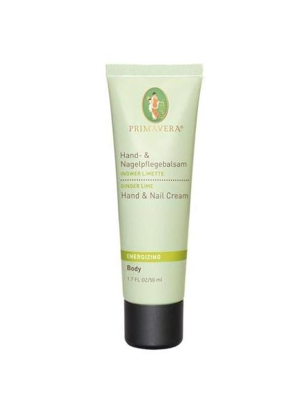 Hand & Nail Cream Ginger & Lime