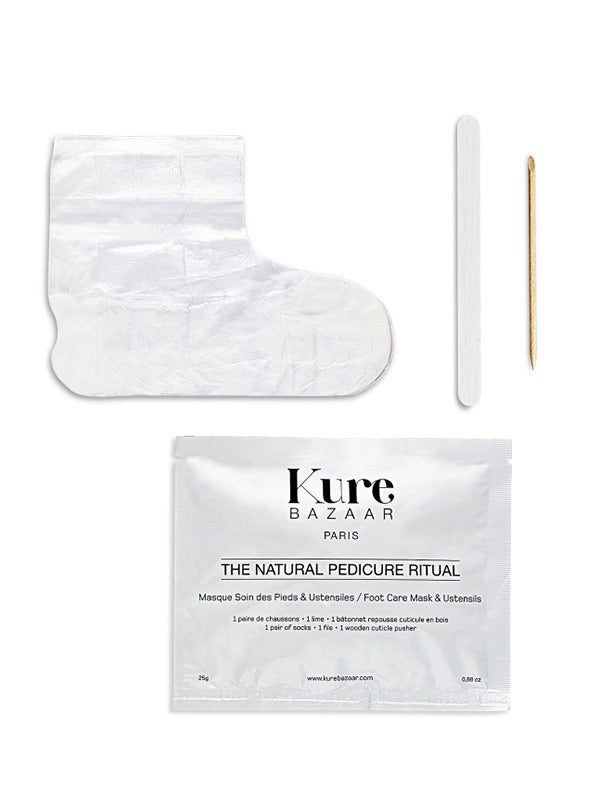 Natural Pedicure Ritual Kit