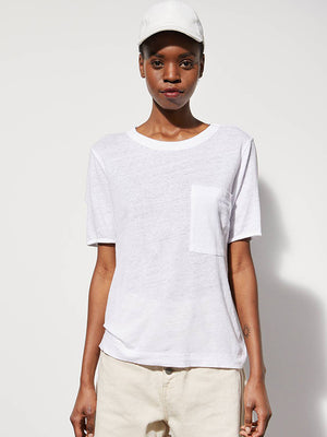 Toussine Linen T-Shirt
