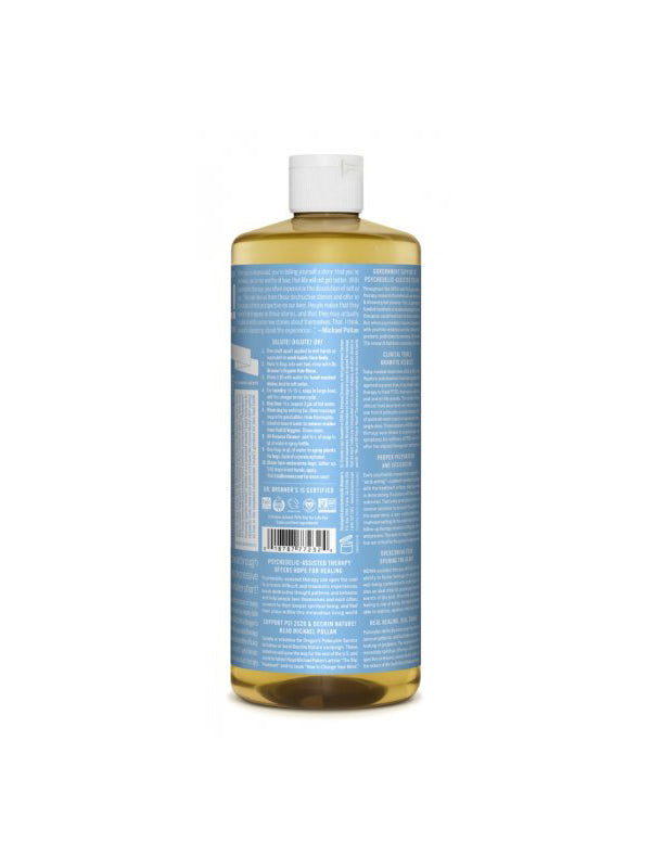 Unscented Liquid Soap