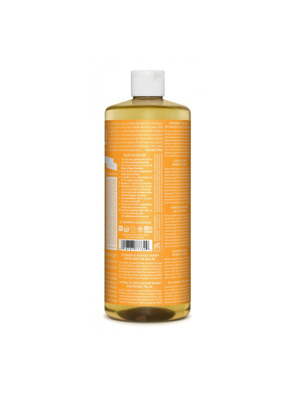 Citrus-Orange Liquid Soap