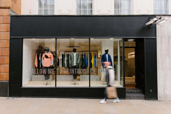The Union Project 32 Cambray Place Menswear Store Cheltenham