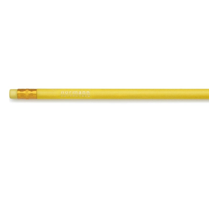 Stationary Normann Flock Pencil: Lemon Curry - The Union Project, Cheltenham, free delivery