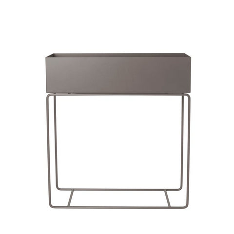 Ferm Living Plant Box: Warm Grey