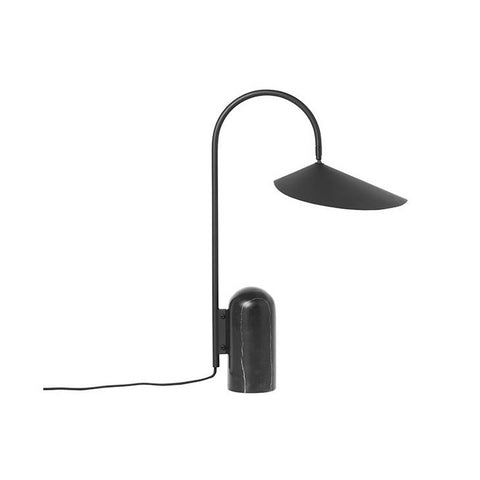 Lighting Ferm Living Arum Table Lamp: Black - The Union Project, Cheltenham, free delivery