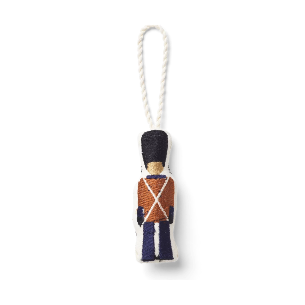 Ferm Living Embroidered Guardsmen Ornament - The Union Project