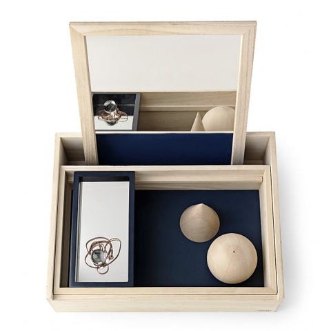 Organisers + Storage Balsabox Personal: Blue - The Union Project