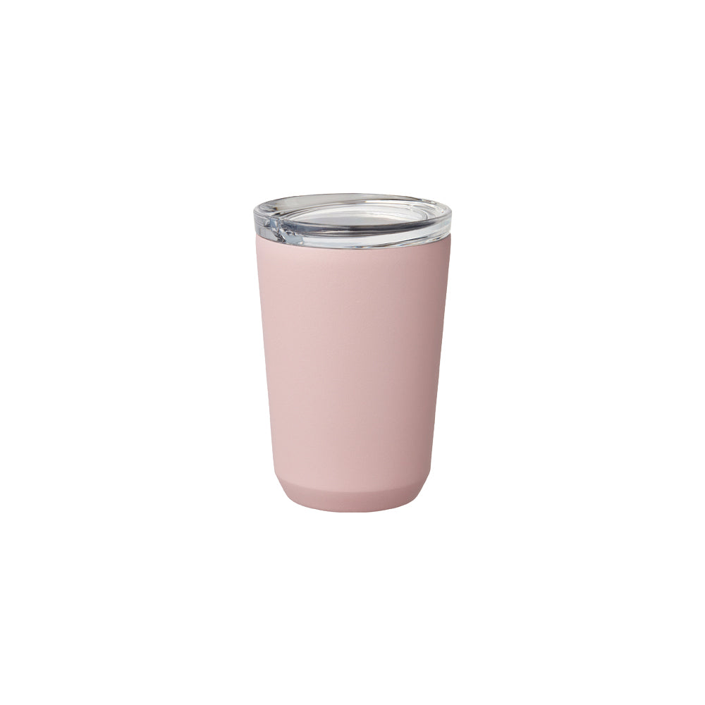 KINTO To Go Tumbler 360ml: Pink - The Union Project