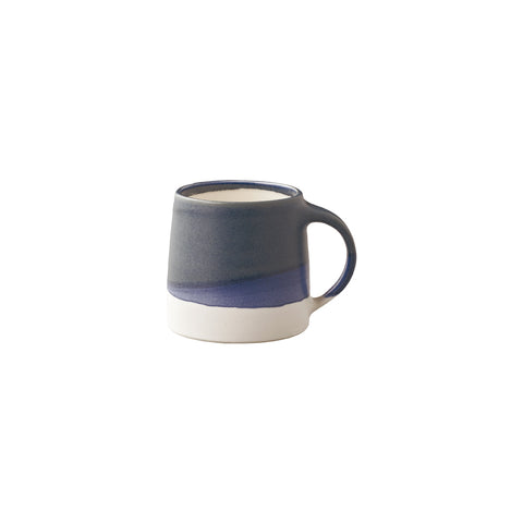 Ceramics SCS-S03 mug 320ml navy x white - The Union Project