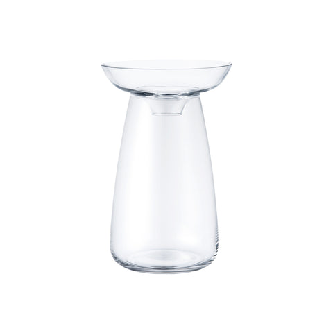 Plant Pots & Vases Aqua Culture Vase Large: Clear - The Union Project
