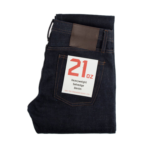 The Unbranded Brand Denim 21oz Skinny Selvedge