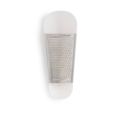 Pinch Cheese Grater: White