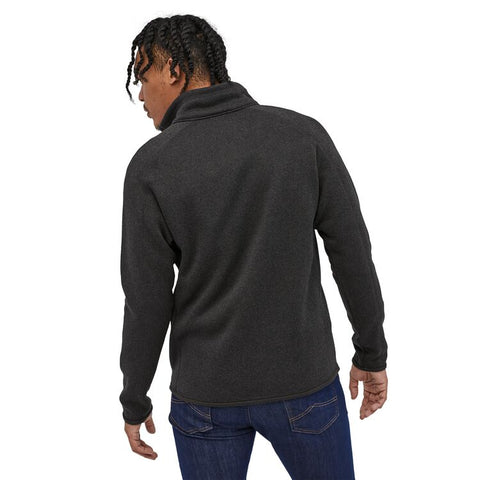 Patagonia Better Sweater Jacket: Black