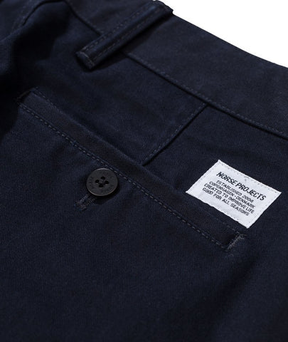 Norse Projects Aros Heavy: Dark Navy