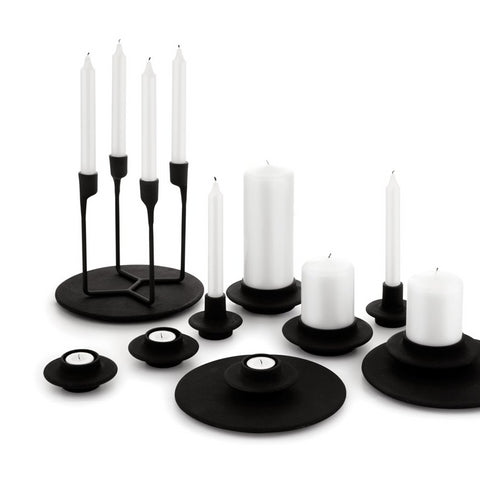 Home Fragrance + Candle Holders Heima Block Candle Holder - The Union Project