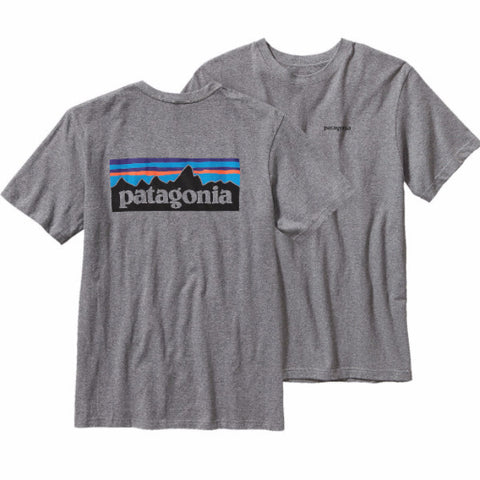 T-SHIRTS P-6 Logo Tee: Grey Heather - The Union Project