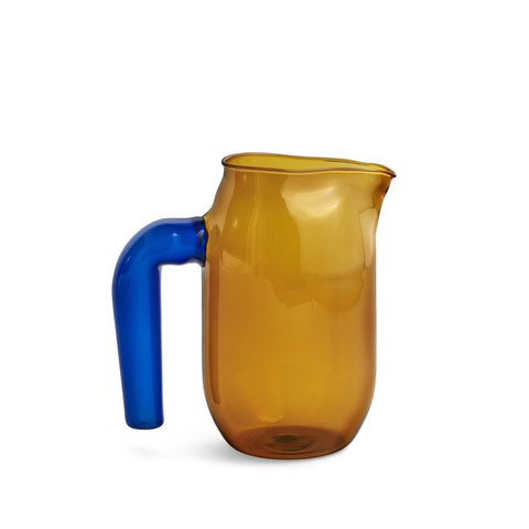 Glassware HAY Jug S: Amber - The Union Project, Cheltenham, free delivery