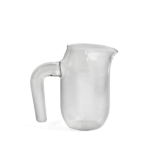 Glassware HAY Jug S: Clear - The Union Project, Cheltenham, free delivery