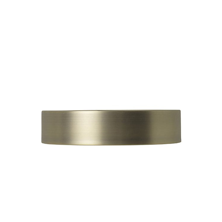 Ferm Living Record Shade: Brass - The Union Project