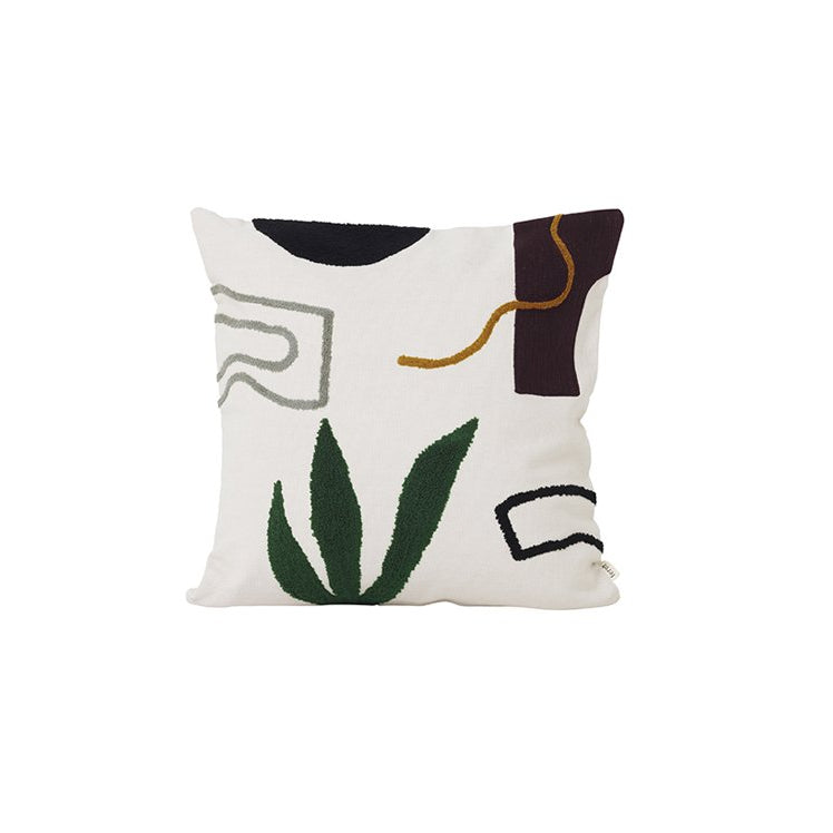 Ferm Living Mirage Cushion: Cacti - The Union Project