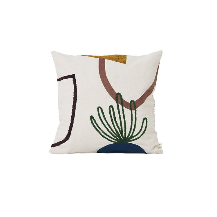 Ferm Living Mirage Cushion: Island - The Union Project