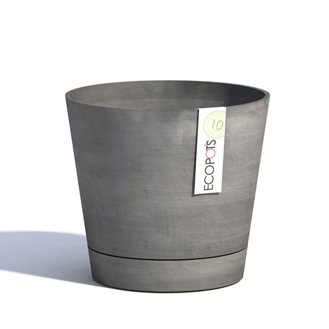 Ecopots Venice Smart Pot: Grey