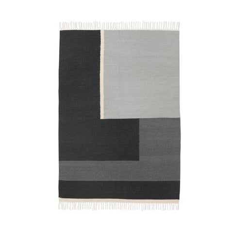 Kelim Rug Medium: Section